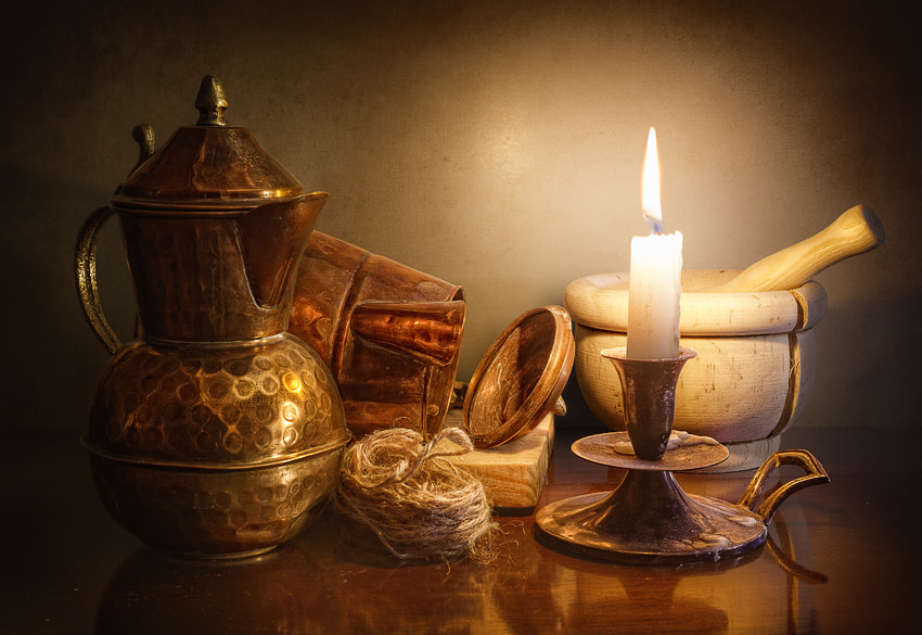 Photograph Candle Light by Antonio Díaz on 500px