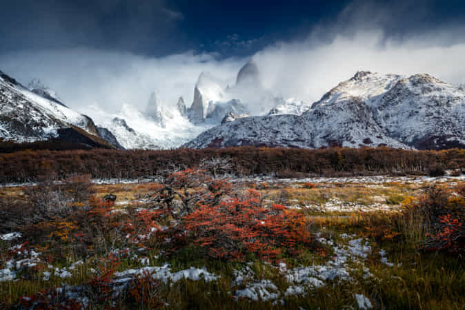 Fitz Roy by Christian S.