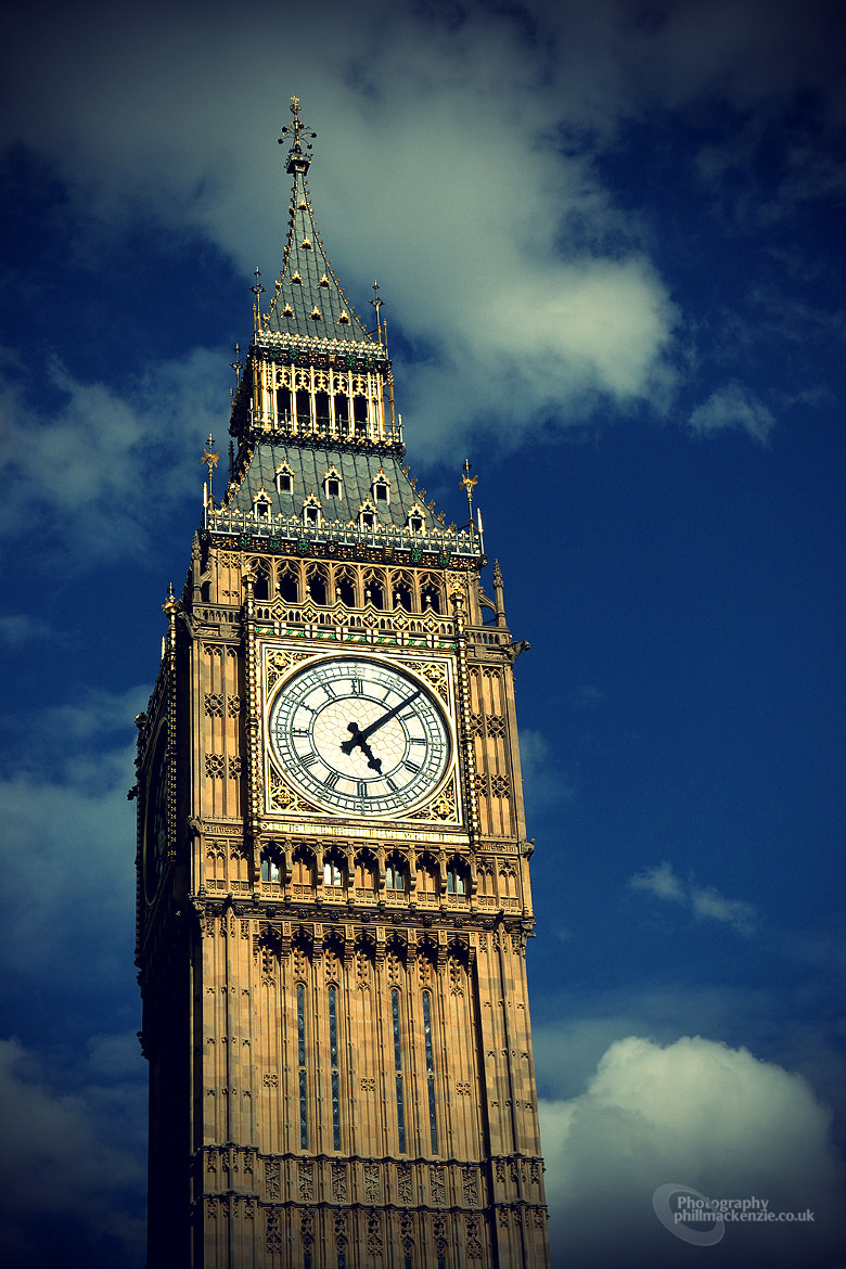 Photograph Big Ben by Phill MacKenzie on 500px
