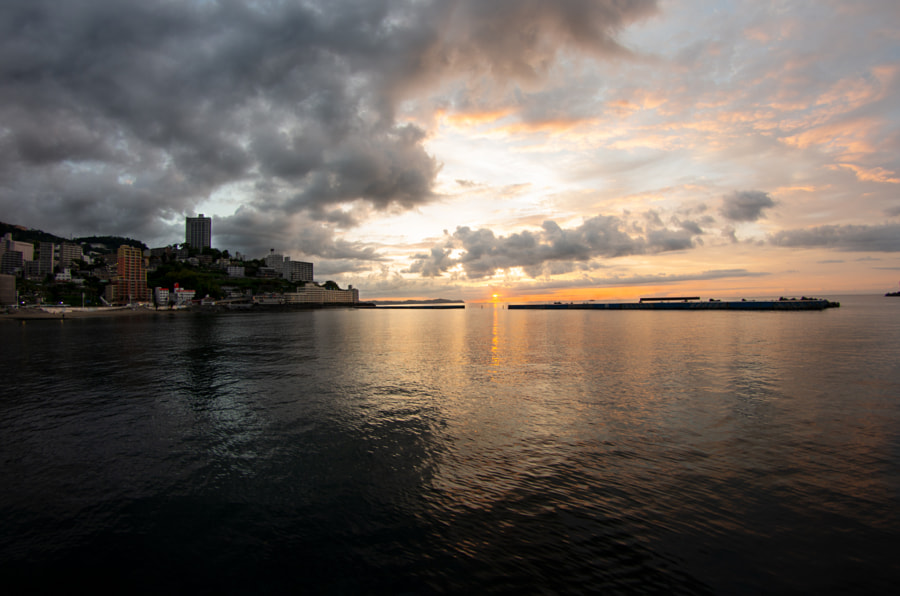 sunrise by Yugo Kakashi on 500px.com