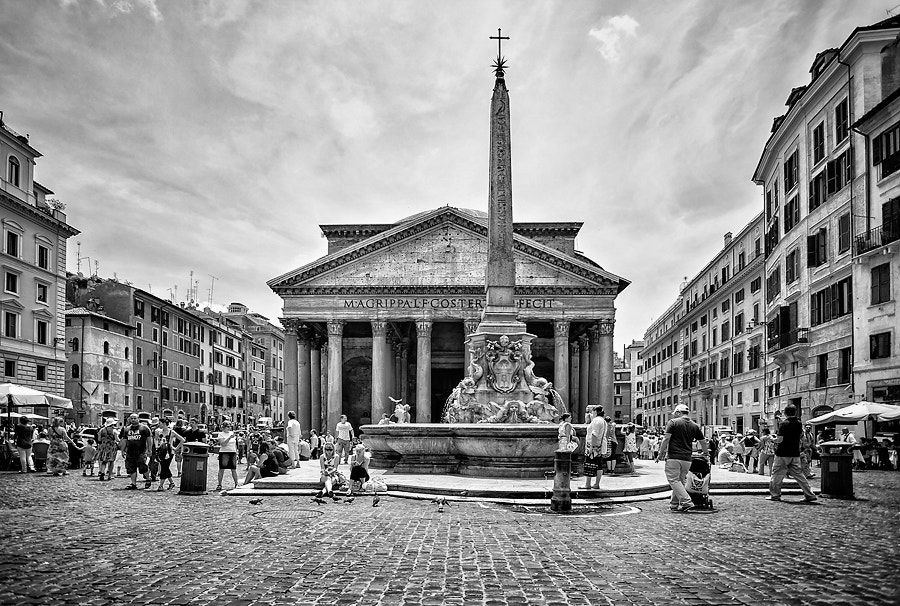Photograph Pantheon by Pavol Delej on 500px