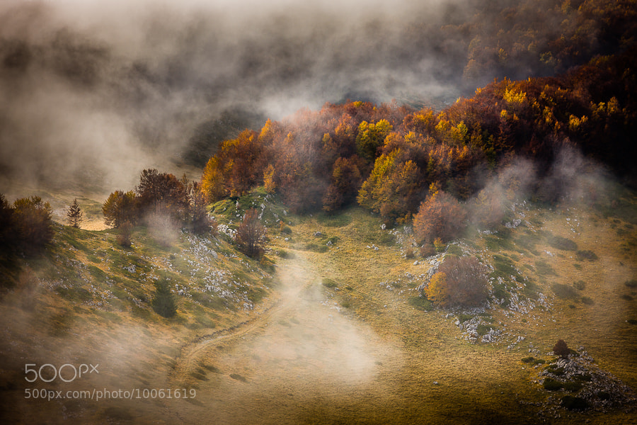 """<a href=""""http://www.hanskrusephotography.com/Workshops/Abruzzo-Workshop-October-2012/19995006_pd9Qn3#!i=1974762304&k=Knppqtx&lb=1&s=A"""">See a larger version here</a>  This photo was taken during a photo workshop that I led in Abruzzo in October 2011."""