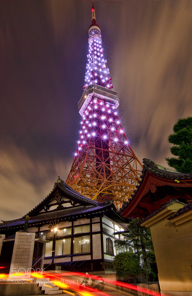 Photograph Tokyo Tower  by Jack Daniel on 500px