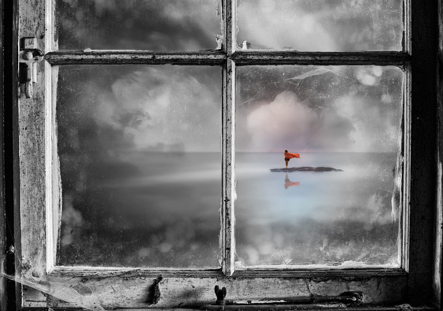 windowscape #5 by Todd Wall