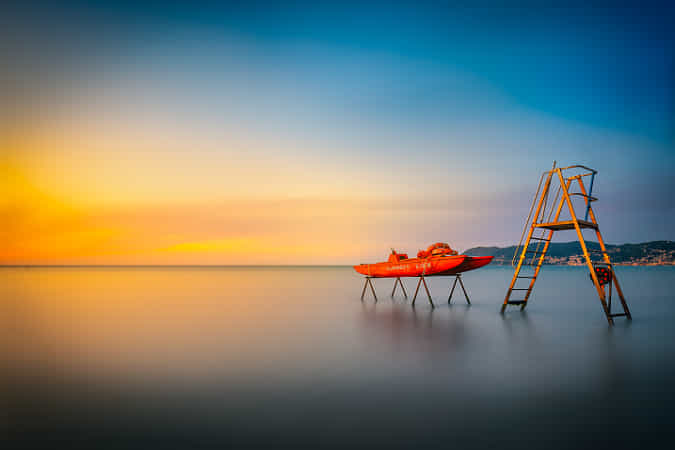 Everything is ready for another day by Vittorio Malaspina