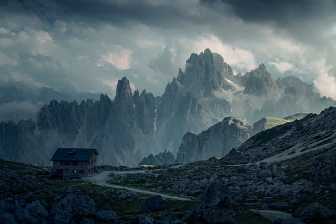 Beautiful Dolomites by Christian S.