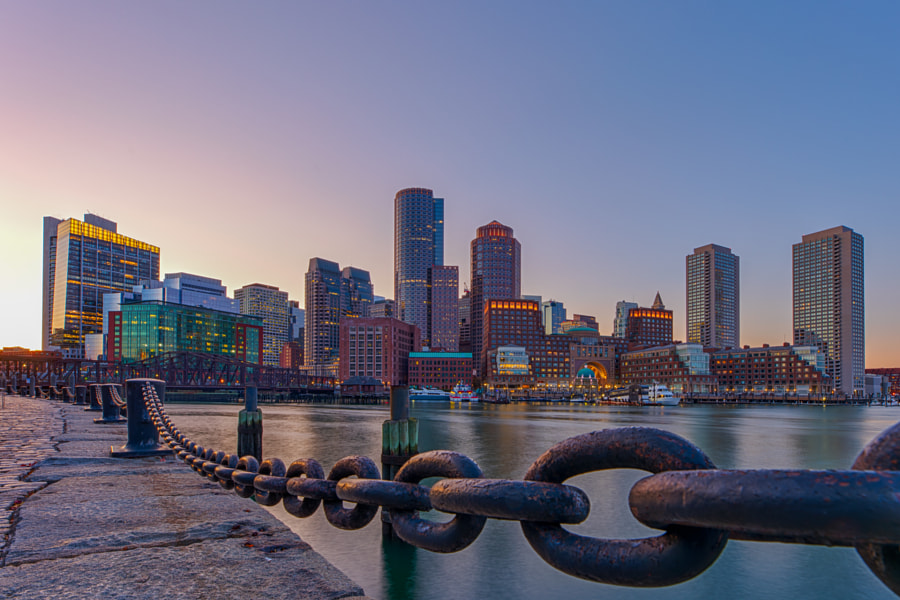 Boston Fan Pier by Andrew Ryder on 500px.com