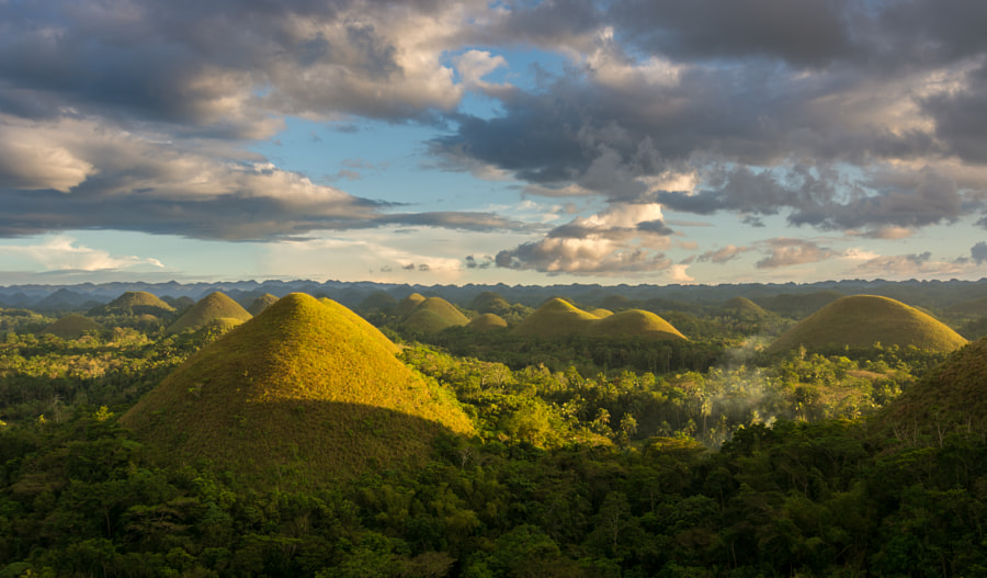 Photograph Chocolate Hills by Maciej Rutkowski on 500px