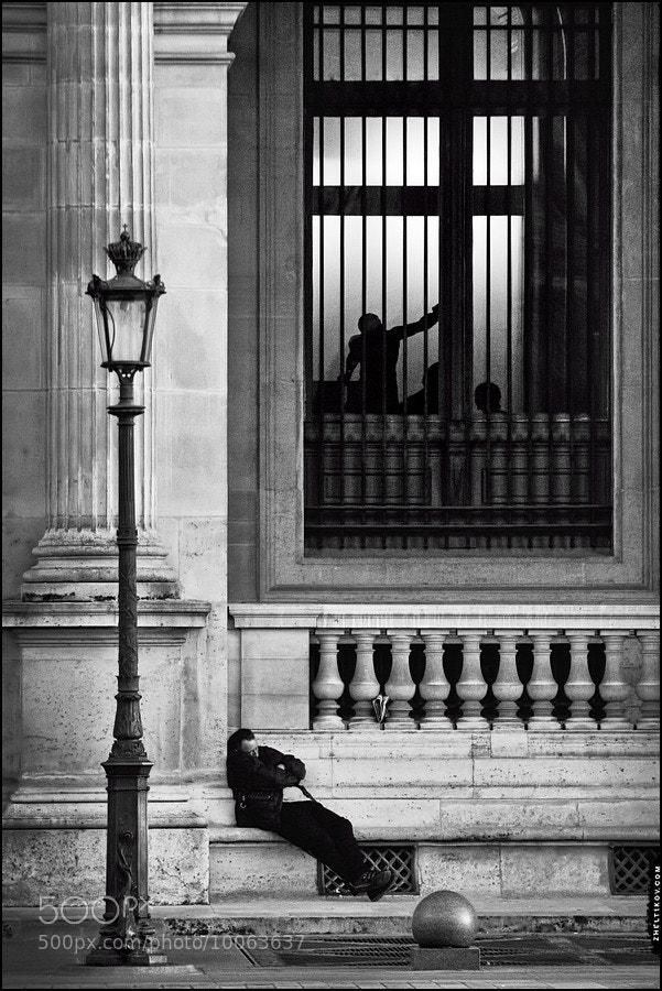 Photograph Louvre by Dmitriy Yelloff on 500px