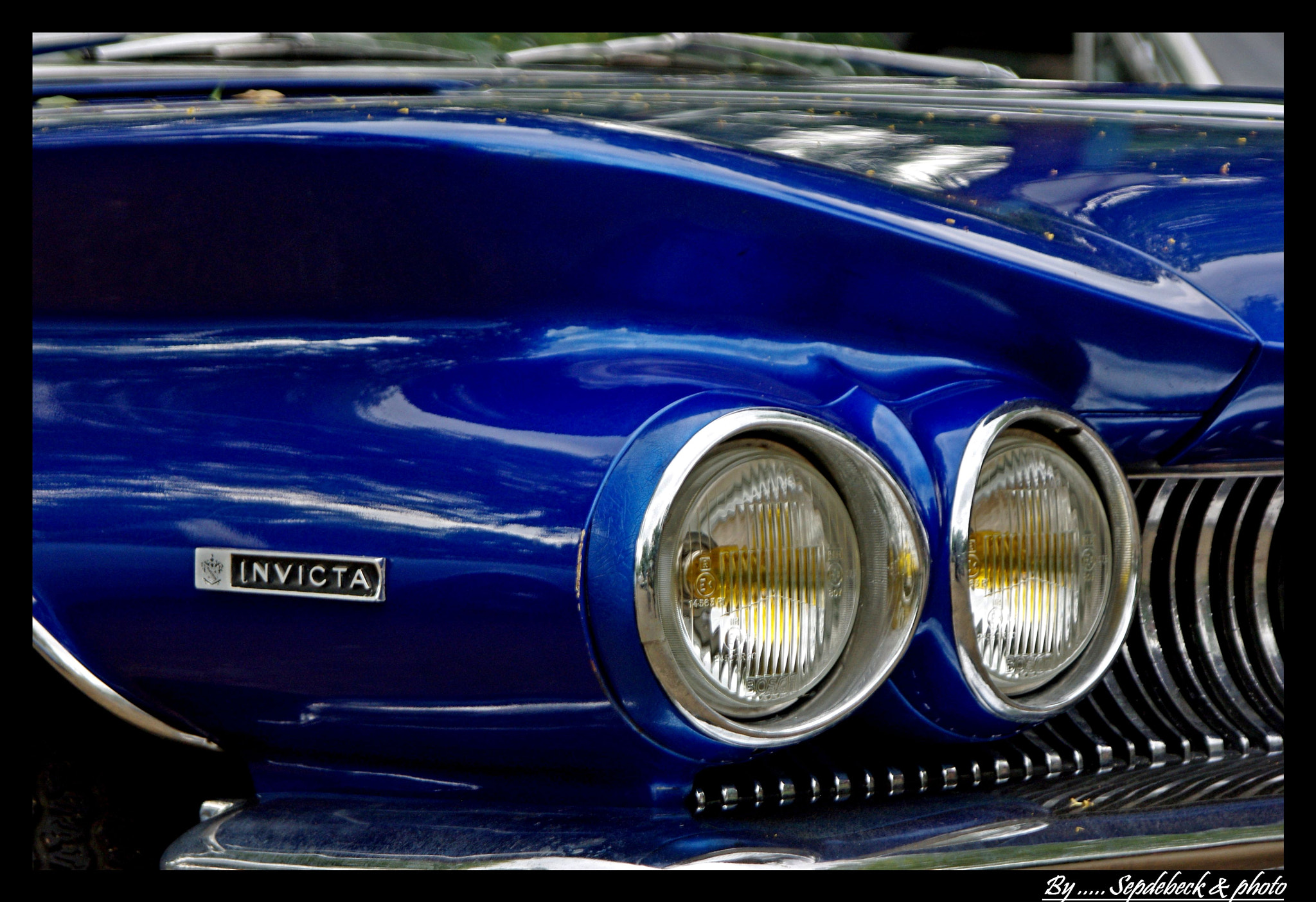 Photograph Buick , Invicta ... by Joseph Muller on 500px