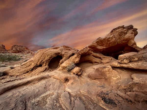 Valley of Fire by Jessica Katt