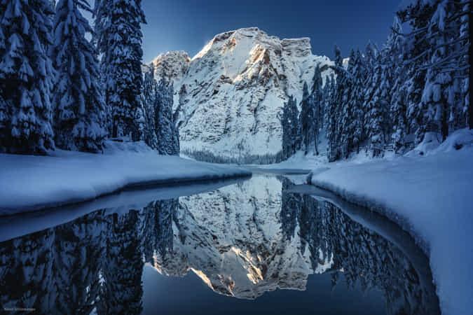 Winter's Throne by Kilian Schnberger