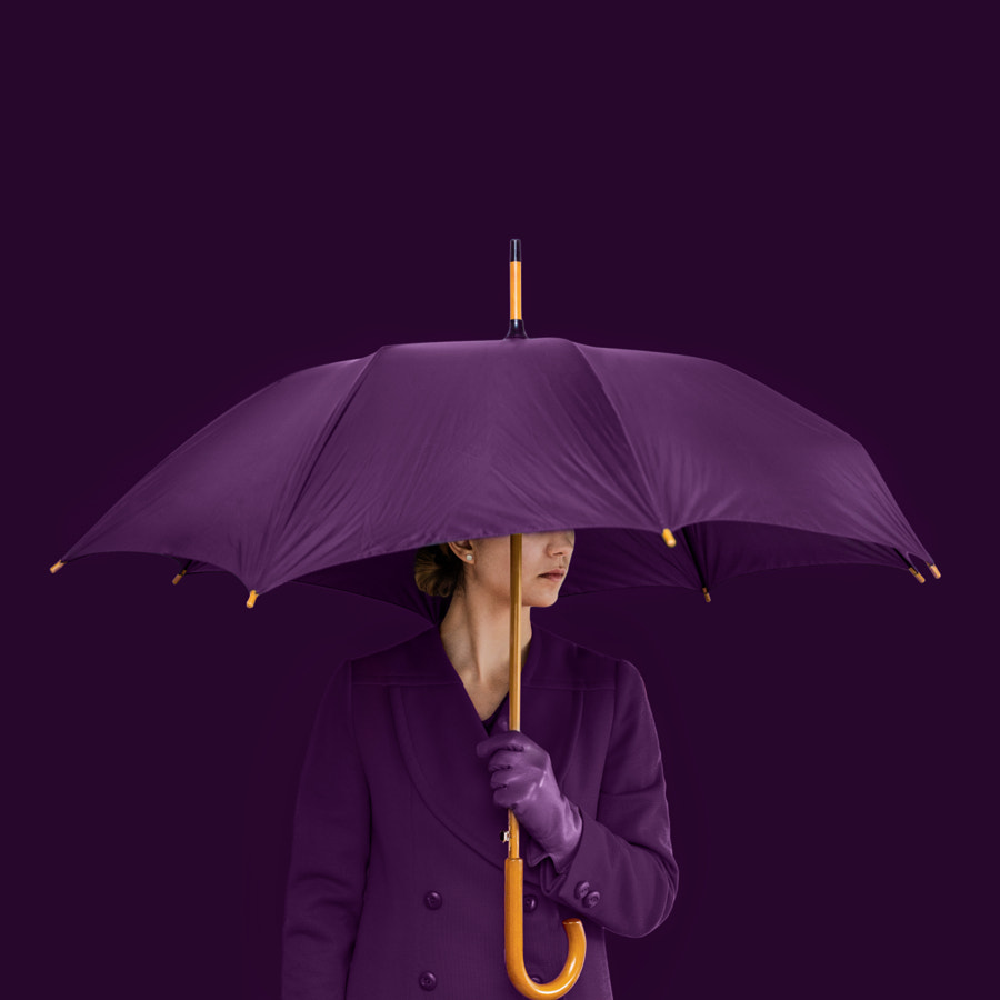 Purple rain by Agnieszka Pa?ko on 500px.com