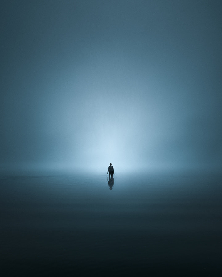 Alone In The Mist by Mikko Lagerstedt on 500px.com