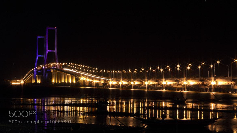 Photograph Suramadu Bridge by Fatimah Zahra on 500px