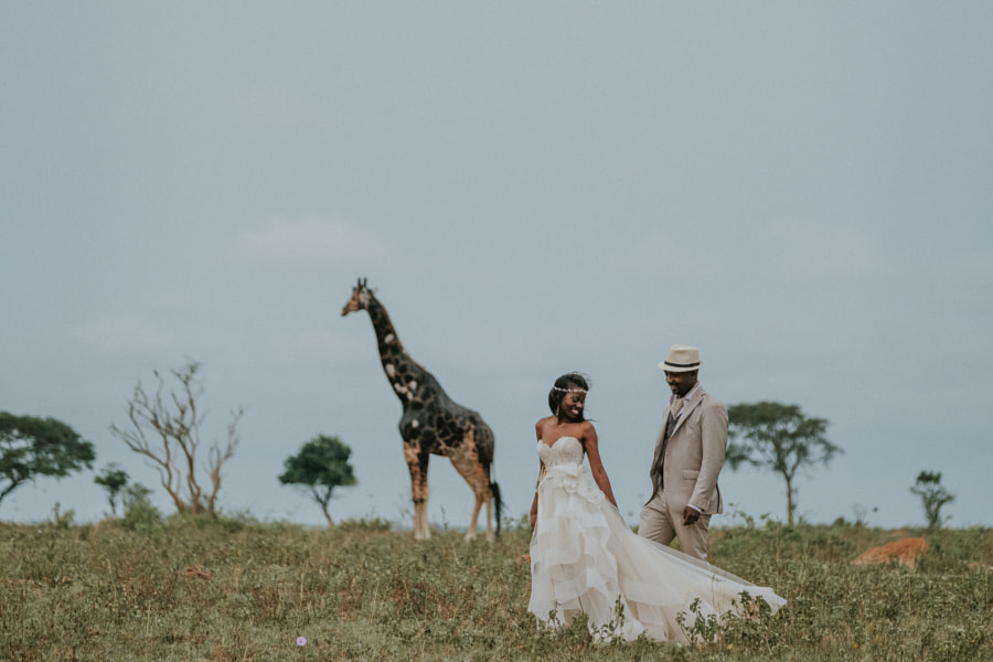 Africa Wedding by Carey Nash on 500px.com