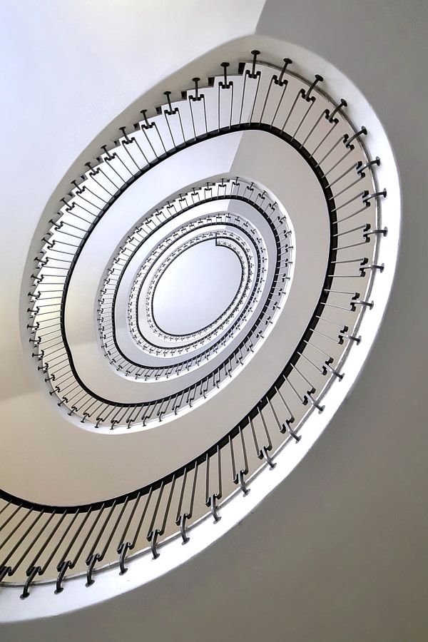 Staircase  by Lukas Cotti on 500px.com
