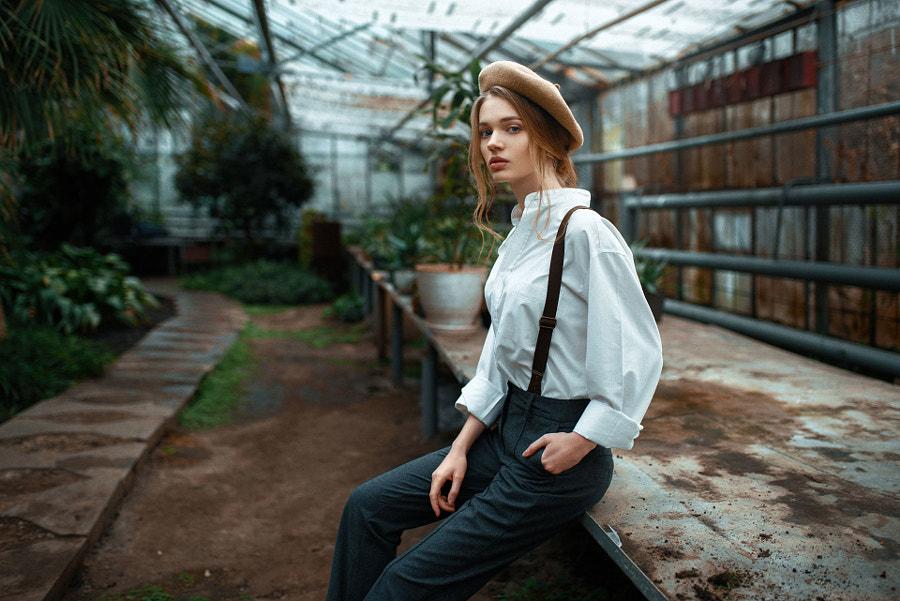 Polina by Maks Kuzin on 500px.com