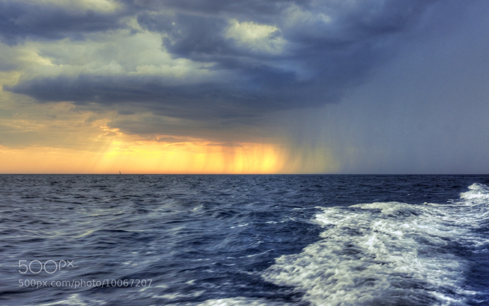 Photograph Avoiding the Storm by Samantha T on 500px