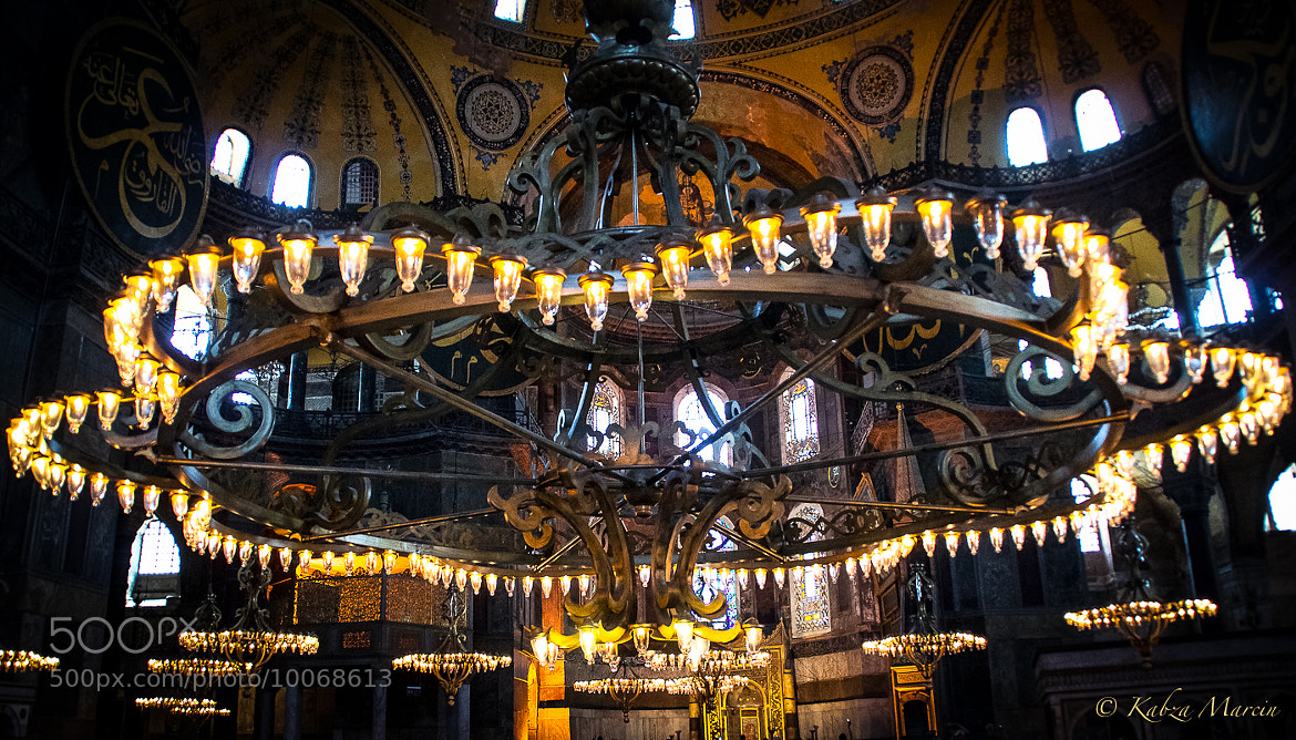 Photograph Hagia Sophia istambul by Marcin Kabza on 500px