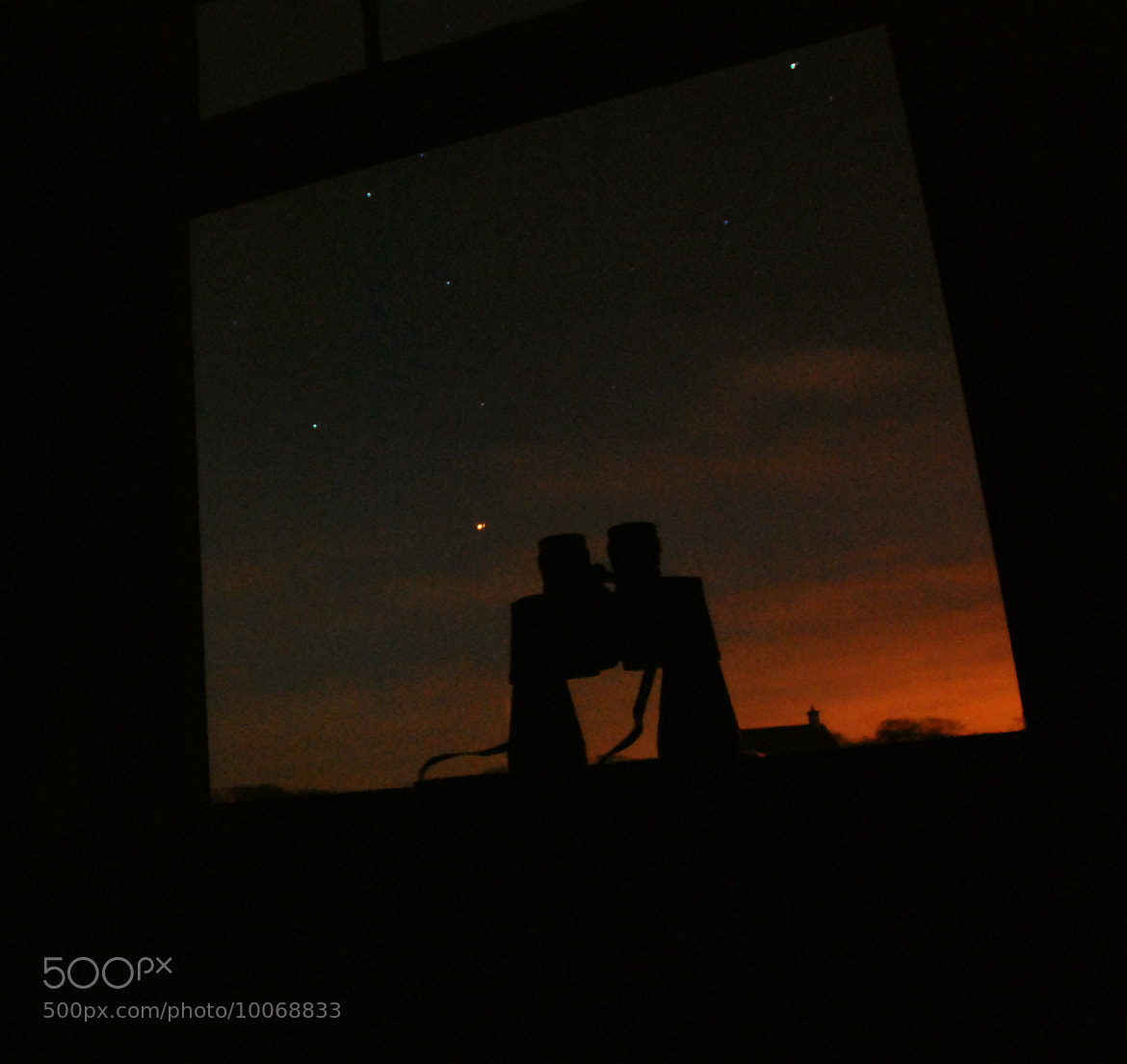 Photograph Mars Gazing by Chloe Heaney on 500px