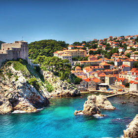 Dubrovnik by Samantha T (Samantha_T)) on 500px.com