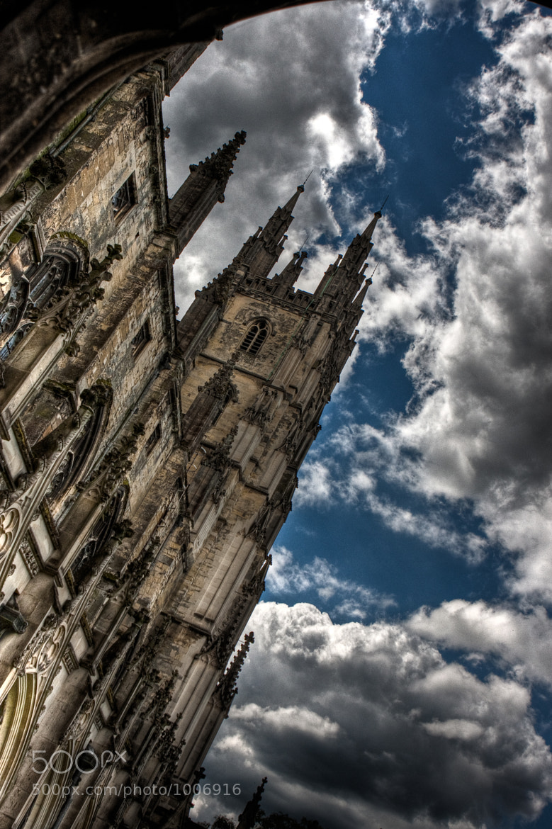 Photograph Canterbury Cathedral by Neal Humphris on 500px
