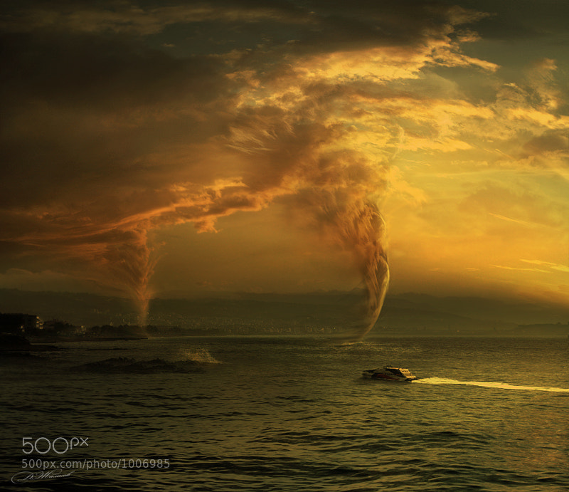 Photograph Dangerous weather by Dmitry Zhamkov on 500px