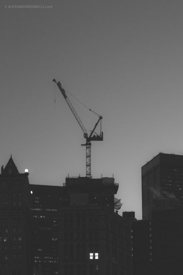 Crane - New York City