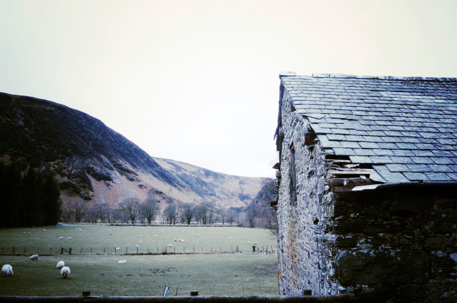 Photograph Welsh Barn by Richard Wiggins on 500px