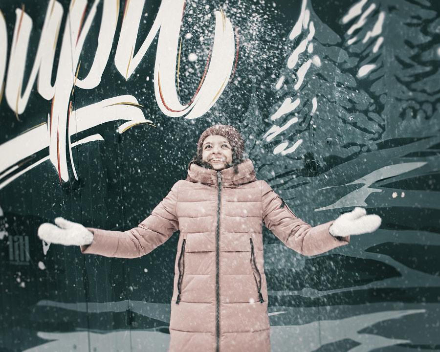 Снег by Evgeniy Bruskov on 500px.com
