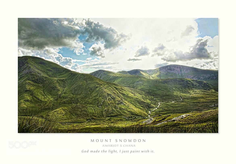 Photograph Mount Snowdon by Amarjot Chana on 500px