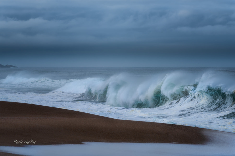 Wind and Waves by Randy Redding on 500px.com