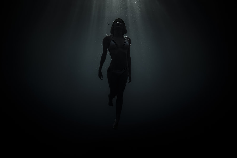 Came from the darkness of the sea  by Florian Gruet on 500px.com