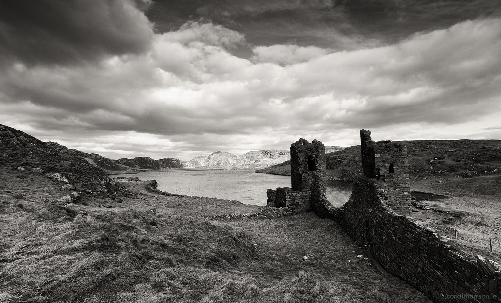 Photograph Three Castle Head by Conal Thomson on 500px