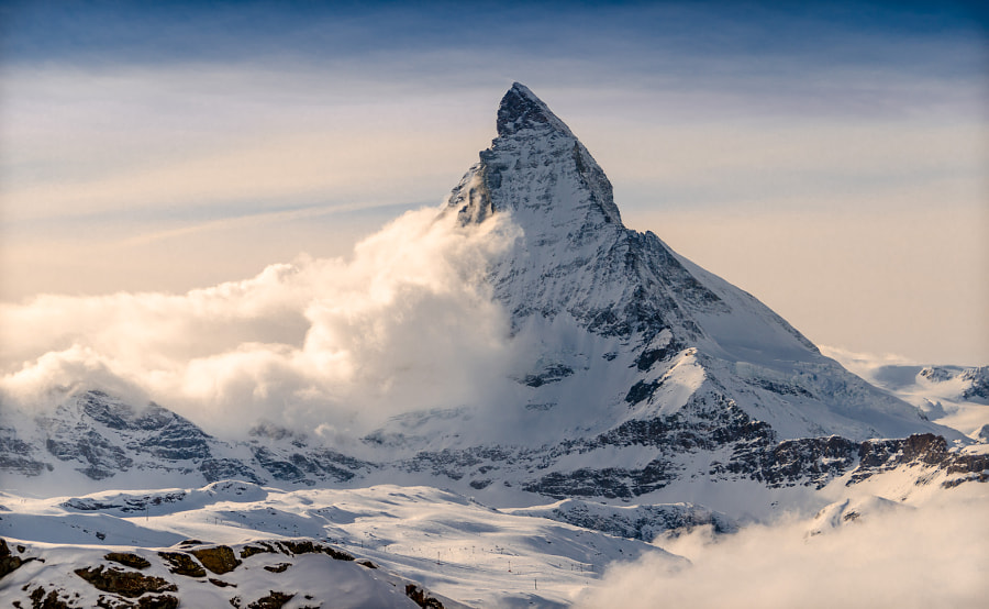 Photograph The Matterhorn by Gary Wooden on 500px