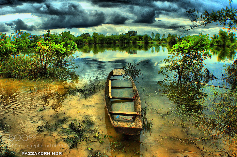 Photograph Small river by Passakorn Sainark on 500px