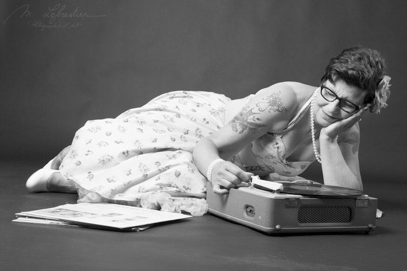 Photograph 50's style by Myriam Leforestier on 500px
