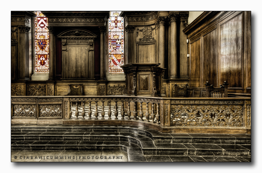 Photograph The Alter by Ciaran Cummins on 500px