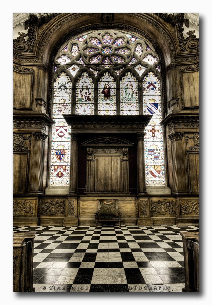 Photograph Main Alter and Chair. by Ciaran Cummins on 500px