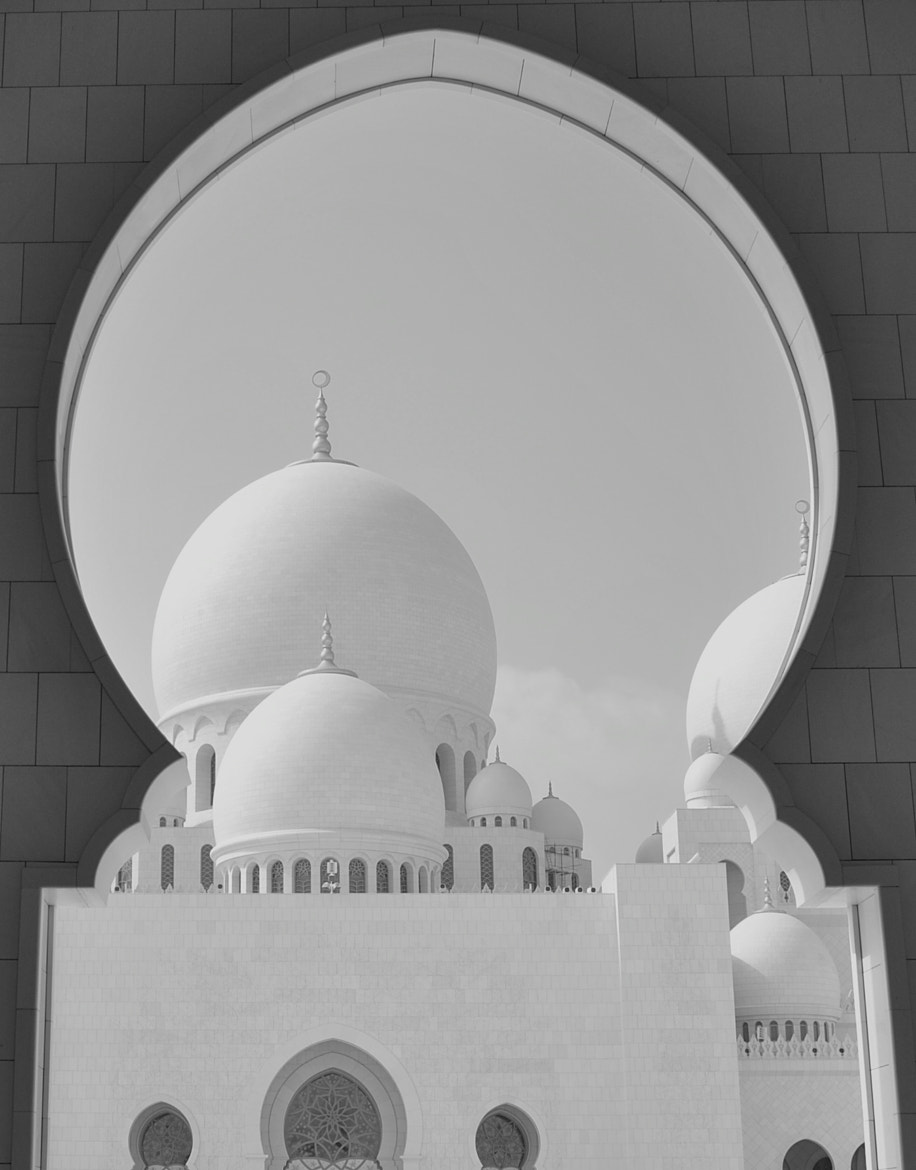 Photograph The Grand Mosque, Abu Dhabi by julian john on 500px