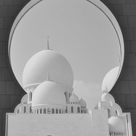 The Grand Mosque, Abu Dhabi by julian john (sandtasticdays)) on 500px.com