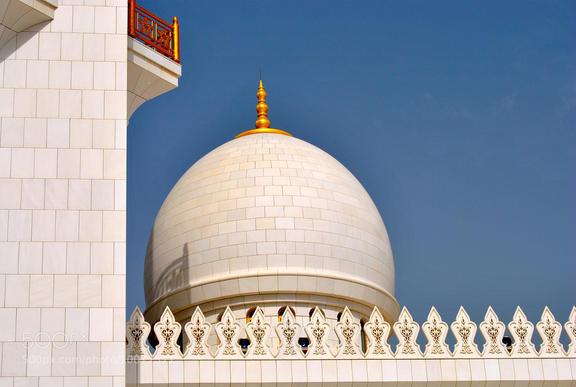 Photograph The Grand Mosque Abu Dhabi by julian john on 500px
