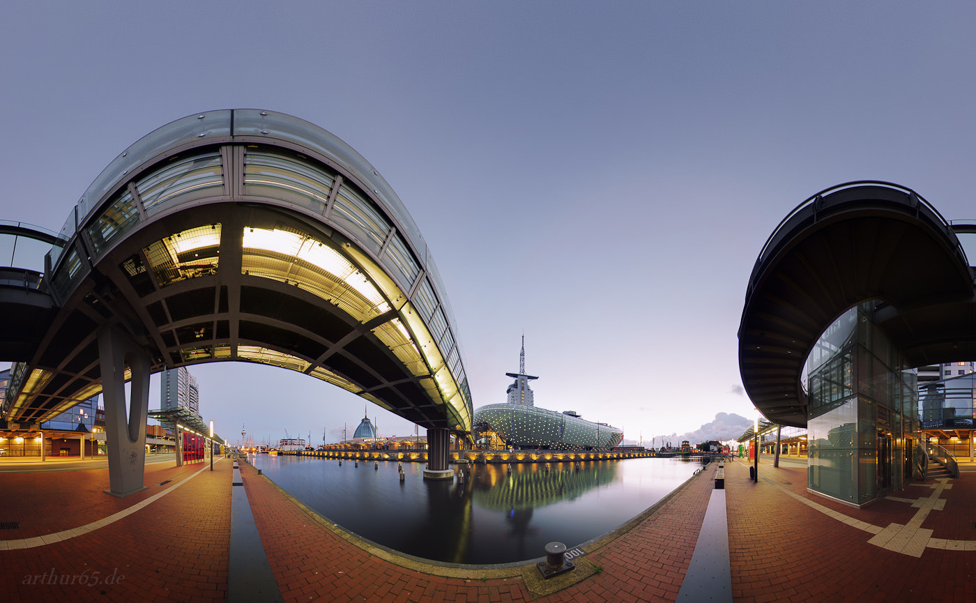Photograph 360° - Bremerhaven by Arthur Brunner on 500px