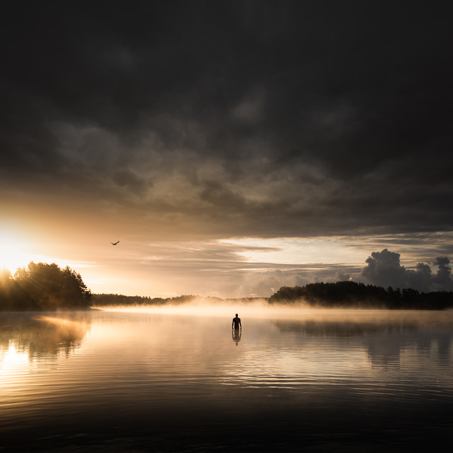 Not even cold by Mikko Lagerstedt on 500px.com