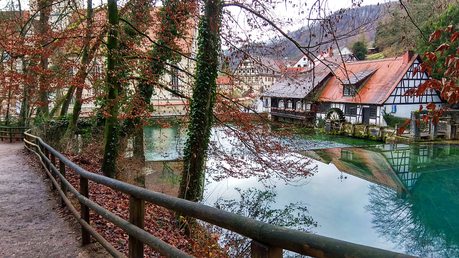 Walking in Blaubeuren by Pedro Liborio on 500px.com