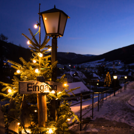 Christmas time in Mauterndorf
