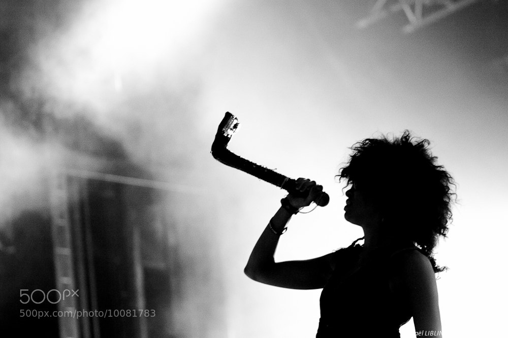 Photograph Beauregard2012 - Shaka Ponk by Mickaël LIBLIN on 500px