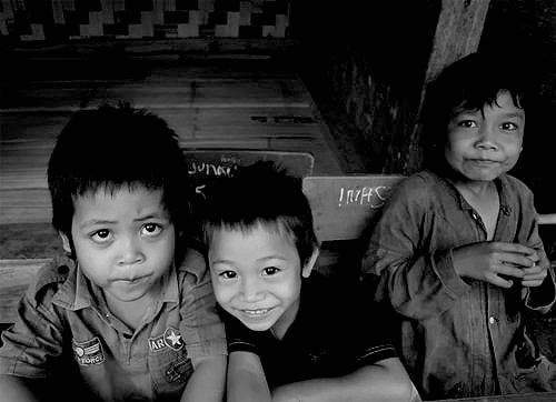 Photograph Hiden Smile  by johanes  siahaya on 500px