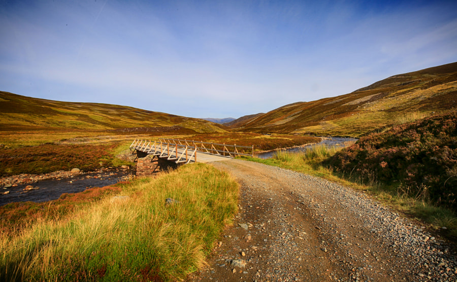 HIKING IN GLEN CALLATER by Hilda Murray on 500px.com